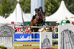 VAN DER VLEUTEN Maikel (NED), Verdi TN<br /> Aachen - CHIO 2018<br /> Rolex Grand Prix 1. Umlauf<br /> Der Grosse Preis von Aachen<br /> 22. Juli 2018<br /> © www.sportfotos-lafrentz.de/Stefan Lafrentz