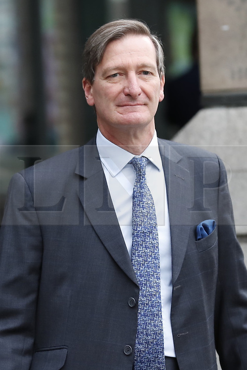 © Licensed to London News Pictures. 03/09/2019. London, UK. Conservative MP Dominic Grieve walks to The House of Commons . Parliament is returning from the summer recess today with MPs expected to try to stop a no-deal Brexit. Prime Minister Boris Johnson has threatened to hold a snap election if the legislation is passed. Photo credit: Peter Macdiarmid/LNP