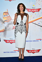 Planes 3D Film Screening.<br /> Teri Hatcher during the screening of animated spin off of Cars. Odeon Leicester Square<br /> London, United Kingdom<br /> Sunday, 14th July 2013<br /> Picture by Nils Jorgensen / i-Images