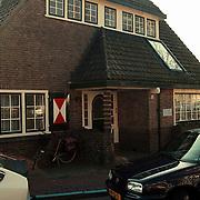 Pand praktijk tandarts Beekmans Laren Schoutenbosje 11 ext., tandarts van Beatrix