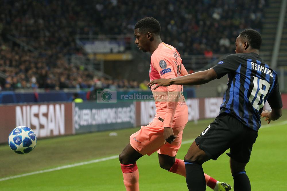 صور مباراة : إنتر ميلان - برشلونة 1-1 ( 06-11-2018 )  20181106-zaa-n230-399