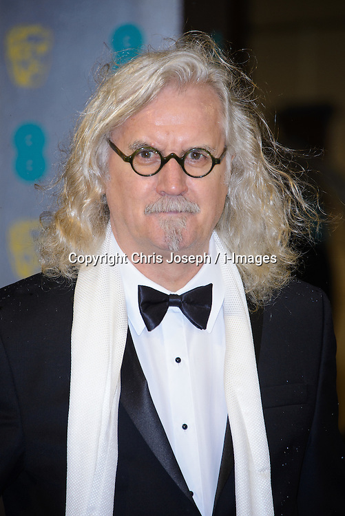 Billy Connolly during The British Academy Film Awards, The Royal Opera House, Bow Street, Covent Garden, London, WC2, Sunday February 10, 2013. Photo by Chris Joseph / i-Images. ..