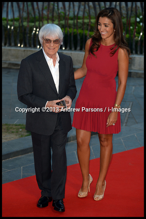 Rush - UK film premiere. <br />
