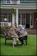 PAUL DERYCKE; ED BYRNE, Ebor Festival, York Races, 20 August 2014