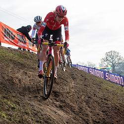 26-01-2020: Wielrennen: Wereldbeker Veldrijden: Hoogerheide <br />Maghalie ROCHETTE