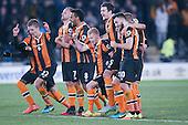 Hull City v Newcastle United 291116
