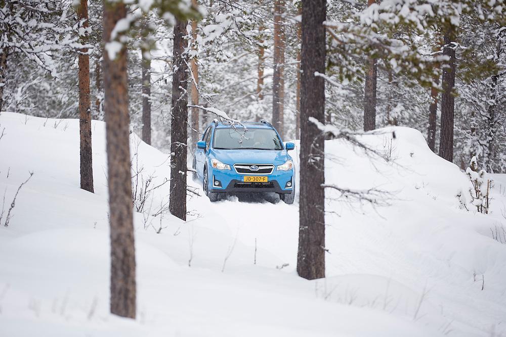 Subaru Dagali Norway 2016