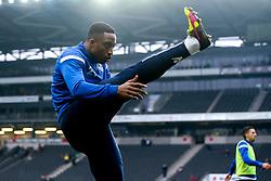 Victor Adeboyejo of Bristol Rovers - Mandatory by-line: Robbie Stephenson/JMP - 01/01/2020 - FOOTBALL - Stadium MK - Milton Keynes, England - Milton Keynes Dons v Bristol Rovers - Sky Bet League One