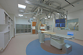 Cardiac Catheterization Lab at Shady Grove Adventist Hospital Photography