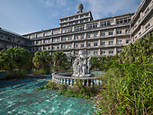 "Amazing images - The most beautiful abandoned looking hotel, once promoted as ""Hawaii of Japan"""