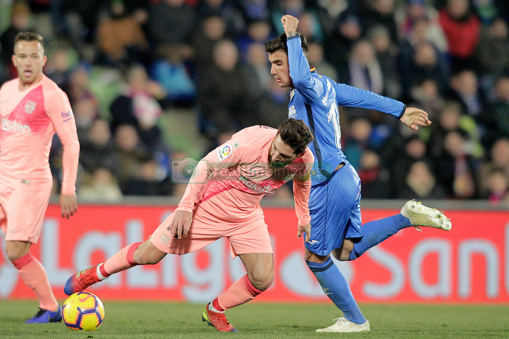 صور مباراة : خيتافي - برشلونة 1-2 ( 06-01-2019 ) 664964-025