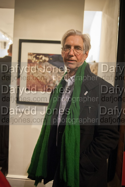 JOHN DEWE MATTHEWS, Ossie Clark: The King of The King's Road Reigns Again . Mixed exhibition of photographs of Ossie Clark inc pictures by Terry O Neill, Homer Sykes and Neil Libbert, Proud Chelsea, King's Rd. London. 20 February 2013.