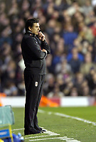 Photo: Olly Greenwood.<br />Fulham v Tottenham Hotspur. The Barclays Premiership. 20/01/2007. Fulham manager Chris Coleman