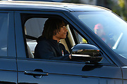 Nathan Ake (5) of AFC Bournemouth arriving at the Vitality Stadium before the Premier League match between Bournemouth and Manchester United at the Vitality Stadium, Bournemouth, England on 18 April 2018. Picture by Graham Hunt.