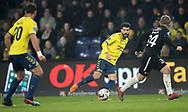FODBOLD: Anthony Jung (Brøndby IF) under kampen i Superligaen mellem Brøndby IF og Randers FC den 24. februar 2019 på Brøndby Stadion. Foto: Claus Birch.