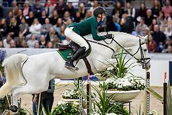 SKRZYCZYNSKI Jaroslaw (POL), Jerico<br /> Göteborg - Gothenburg Horse Show 2019 <br /> Gothenburg Trophy presented by VOLVO<br /> Int. jumping competition with jump-off (1.55 m)<br /> Longines FEI Jumping World Cup™ Final and FEI Dressage World Cup™ Final<br /> 06. April 2019<br /> © www.sportfotos-lafrentz.de/Stefan Lafrentz