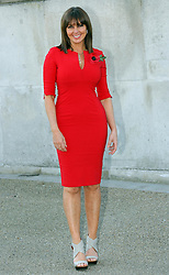 Carol Vorderman  at the launch of the Bomber Command Memorial Fund's Poppy Salute Appeal in London, Wednesday 28th March 2012.   Photo by: Stephen Lock / i-Images