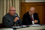 Frank Corris (L) and Mark Hopton (R)...Vision OHIO Information Forum : Photos by Ans Bradford...Vision OHIO Information Forum : Photos by Ans Bradford