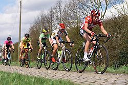 Willeke Knol (Lotto Soudal) - Grand Prix de Dottignies 2016. A 117km road race starting and finishing in Dottignies, Belgium on April 4th 2016.