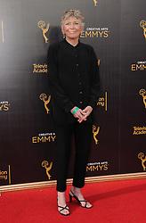 Linda Ellerbee bei den Creative Arts Emmy Awards in Los Angeles / 100916<br /> <br /> <br /> *** at the Creative Arts Emmy Awards in Los Angeles on September 10, 2016 ***