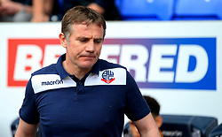 Bolton Wanderers manager Phil Parkinson - Mandatory by-line: Matt McNulty/JMP - 21/04/2018 - FOOTBALL - Macron Stadium - Bolton, England - Bolton Wanderers v Wolverhampton Wanderers - Sky Bet Championship