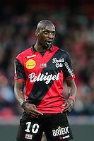 Younousse SANKHARE  - 08.03.2015 - Guingamp / Lille - 28eme journee de Ligue 1 <br /> Photo : Vincent Michel / Icon Sport