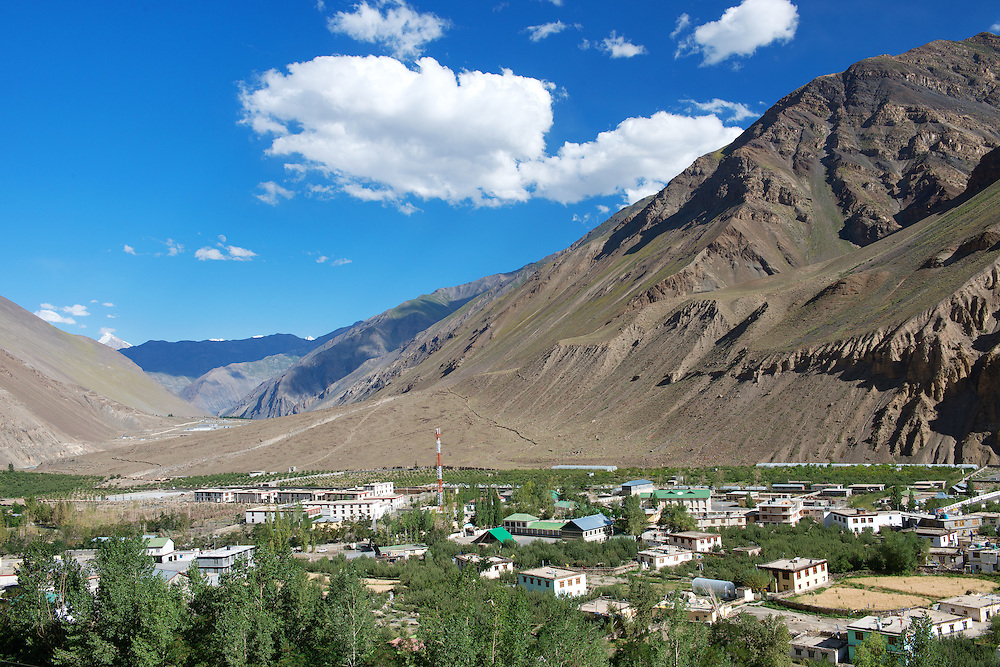 Tabo Village of Spiti Valley