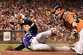 20150626 - Colorado Rockies @ San Francisco Giants