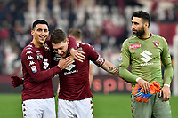 Torino-Udinese - Serie A 2017-18 - 24a giornata - Nella foto: Andrea Belotti esulta