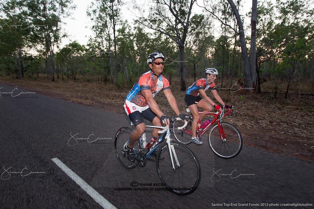 Santos Top End Grand Fondo, Darwin. Photo Shane Eecen- Creativelightstudios.com.au