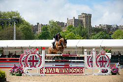 Lamaze Eric, CAN, Chacco Kid<br /> CSI5* Jumping<br /> Royal Windsor Horse Show<br /> © Hippo Foto - Jon Stroud