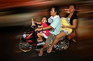 (m) Motor bike, Bangkok, Thailand