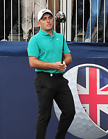 Golf - 2018 Sky Sports British Masters - Thursday, First Round<br /> <br /> Francesco Molinari of Italy at Walton Heath Golf Club.<br /> <br /> COLORSPORT/ANDREW COWIE