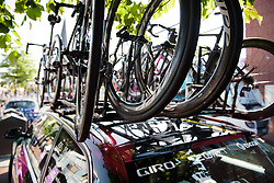 CANYON//SRAM Racing at Boels Rental Ladies Tour Stage 5 a 141.8 km road race from Stamproy to Vaals, Netherlands on September 2, 2017. (Photo by Sean Robinson/Velofocus)