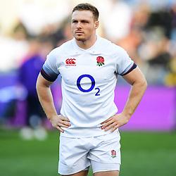 Sam Simmonds of England