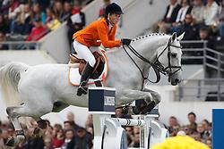 Van Den Brink Stefanie, (NED), Ace<br /> Furusiyya FEI Nations Cup presented by Longines<br /> Longines Jumping International de La Baule 2015<br /> © Hippo Foto - Dirk Caremans<br /> 15/05/15