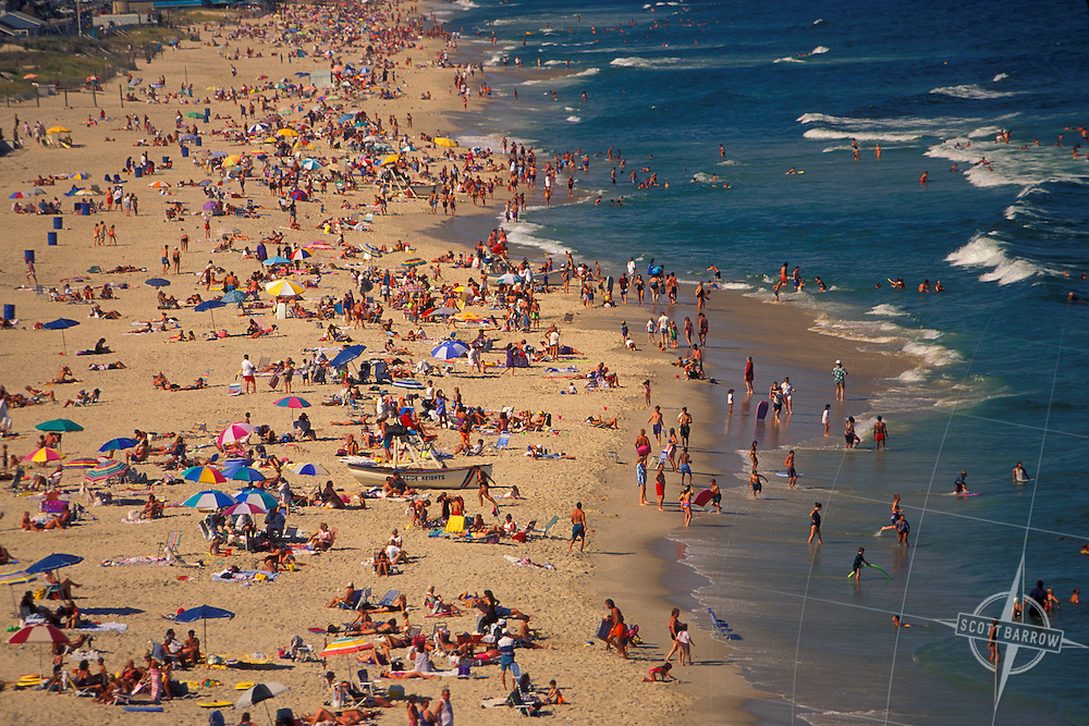 Beach at Seaside Heights