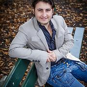 NLD/Laren/20131022 - Zanger Danny Froger