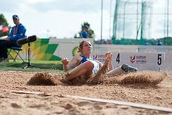LE FUR Marie-Amelie, 2014 IPC European Athletics Championships, Swansea, Wales, United Kingdom
