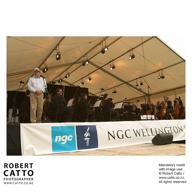 The NGC Wellington Sinfonia present An Afternoon in Spain at Government House, Wellington.