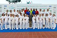 giudici<br /> day 02  24-06-2017<br /> Stadio del Nuoto, Foro Italico, Roma<br /> FIN 54mo Trofeo Sette Colli 2017 Internazionali d'Italia<br /> <br /> Photo Giorgio Scala/Deepbluemedia/Insidefoto