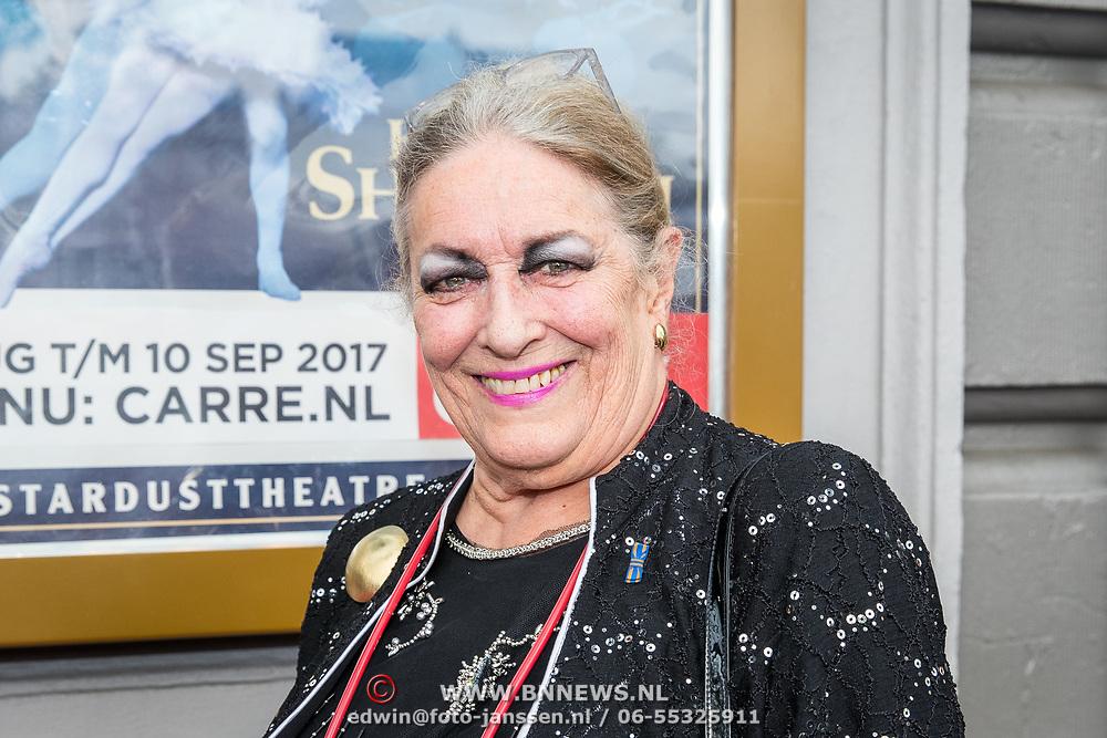 NLD/Amsterdam/20170823 - Premiere Grootste Zwanenmeer ter wereld, Martha Röhling