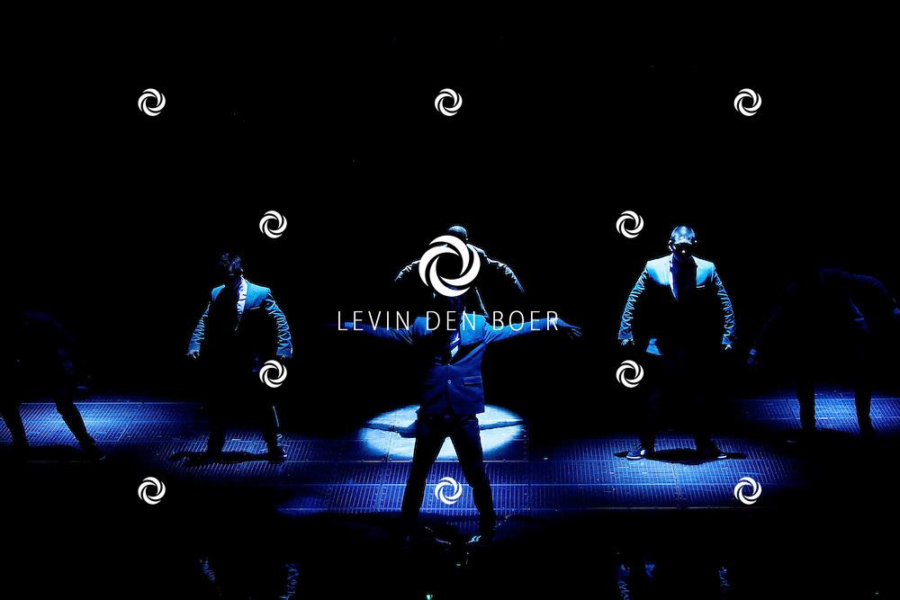 AALSMEER - In Studio Alsmeer is de liveshow van Everybody Dance Now. Met op de foto het optrede van Flexx'n Squad. FOTO LEVIN DEN BOER - PERSFOTO.NU