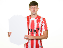 2018/19 Fifa Ultimate Team (FUT) - Lincoln City's Ellis Chapman<br /> <br /> Picture: Chris Vaughan Photography for Lincoln City<br /> Date: September 13, 2018