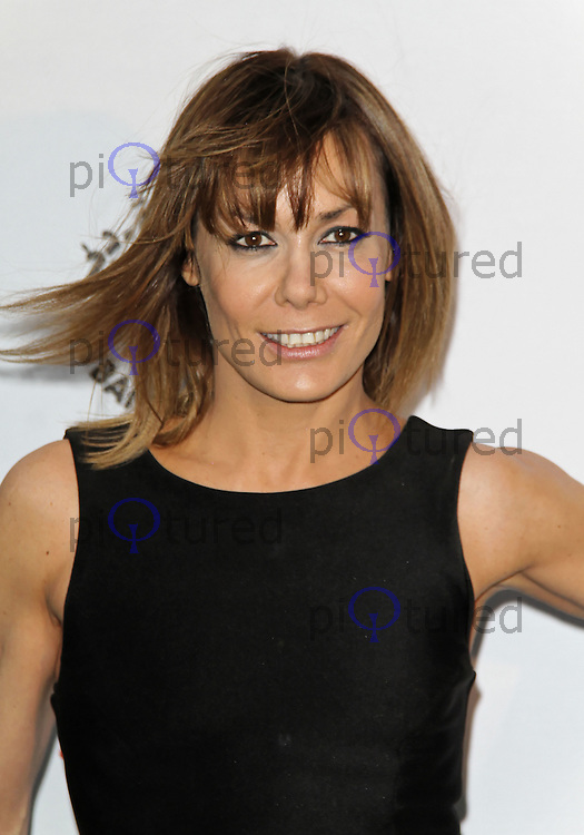 LONDON - JUNE 21: Tara Palmer Tomkinson attended The WTA Pre-Wimbledon Party, Kensington Roof Gardens, London, UK. June 21, 2012. (Photo by Richard Goldschmidt)