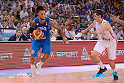 DESCRIZIONE: Torino FIBA Olympic Qualifying Tournament Finale Italia - Croazia<br /> GIOCATORE: Daniel Hackett<br /> CATEGORIA: Nazionale Italiana Italia Maschile Senior<br /> GARA: FIBA Olympic Qualifying Tournament Finale Italia - Croazia<br /> DATA: 09/07/2016<br /> AUTORE: Agenzia Ciamillo-Castoria