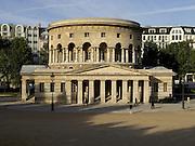 Rotonde de la Villette in Paris France