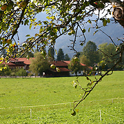 Bavarian countryside