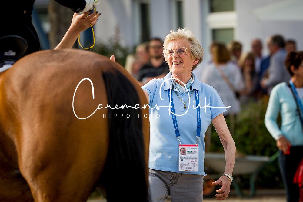 Madeleine Winter-Schulze, GER, <br /> CHIO Aachen 2019<br /> © Hippo Foto - Sharon Vandeput<br /> 19/07/19