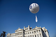 20180628/ Nicolas Celaya - adhocFOTOS/ URUGUAY/ MONTEVIDEO/ PALACIO LEGISLATIVO/ Movilizaci&oacute;n por el paro general parcial convocado por el PIT- CNT, en Montevideo<br /> En la foto: Movilizaci&oacute;n por el paro general parcial convocado por el PIT- CNT, en Montevideo Foto: Nicol&aacute;s Celaya /adhocFOTOS